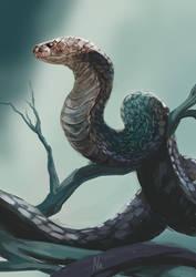 King Cobra by OrangeSavannah