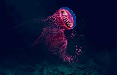 Deep Sea by OrangeSavannah