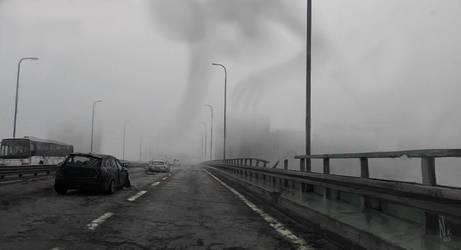 Mist by OrangeSavannah