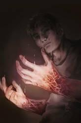 Witch Curse [Goretober 03] by OrangeSavannah