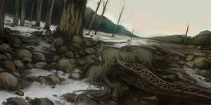 Mummified [Goretober 10] by OrangeSavannah