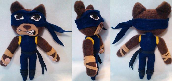 Commission: OC Ninja Bear by mihijime
