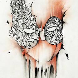 Deadpool by ZaikwooArt