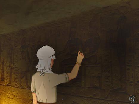 Hetalia Egypt by Chibi-Sami-chan
