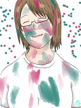 Myself again! by Chibi-Sami-chan