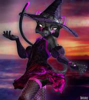 Mage Moshi by DarkStory