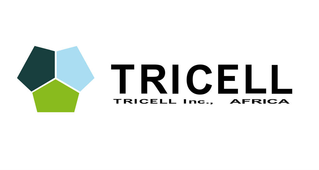 Tricell logo template by DarkStory