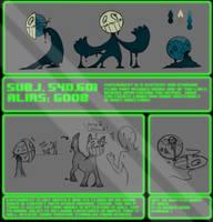 Ref: Anxiety Goob by AbnormallyNice