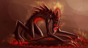 demon by vaidass