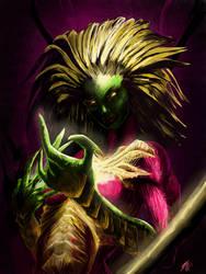 Queen of Blades 2 by ZachDB