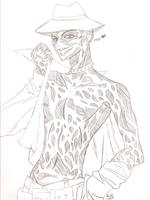 Sexy Freddy by Ryukslover