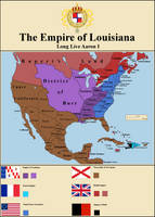 The Empire of Louisiana: 1804-1811 by AlexanderAbelard