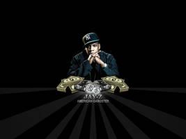 Jay-Z American Gangster by zigshot82