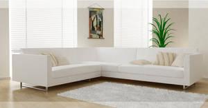white sofa by zigshot82