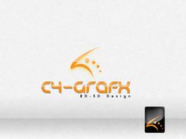 C4 grafx logodesign scrap by zigshot82