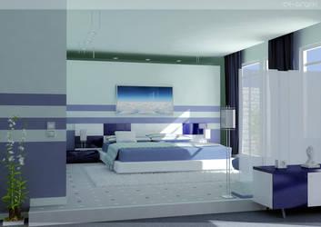 heaven -quick bedroom- by zigshot82