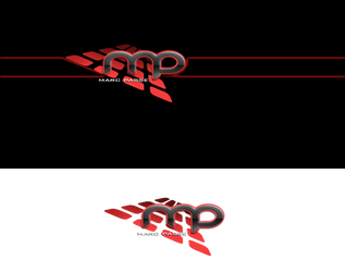 Marc P. Logodesign by zigshot82
