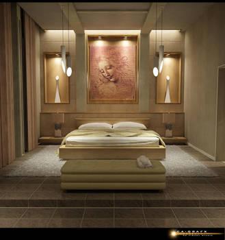 smpl bedroom -2- by zigshot82
