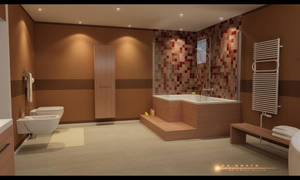 smpl bathroom -2- by zigshot82