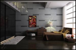 neo bedroom by zigshot82
