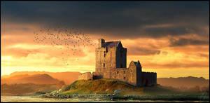 twilight castle by zigshot82