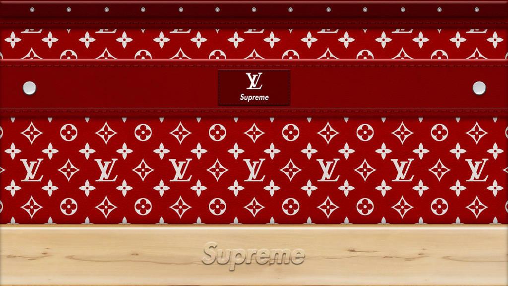 Supreme Louis Vuitton by zigshot82
