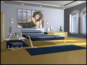 Bedroom 2 by zigshot82