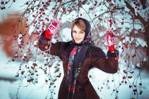 Winter beauty by OlgaBoyko