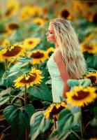 Sunflowers by OlgaBoyko