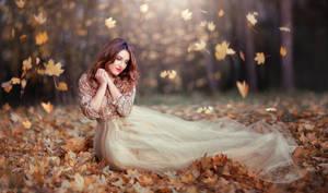 Autumn mood by OlgaBoyko