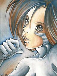 Alita by CarolinReich