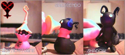 Fimo Heartless by antisora