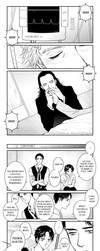 Slash-FrostIron fan comic - ENDLESS LOOP by alexzoe