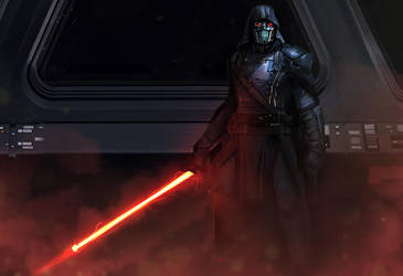 Vader by AlexTzutzy