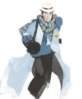 fancy coat by Sulafat