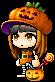 Halloweencharacter~ by DianeLovesCookies