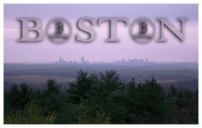 Boston by padawan71