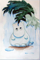 Rain in Moomin Valley by Fururin