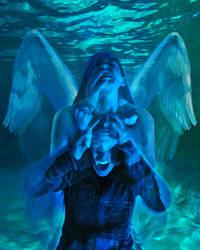 Blue Lotus by SpallStudios