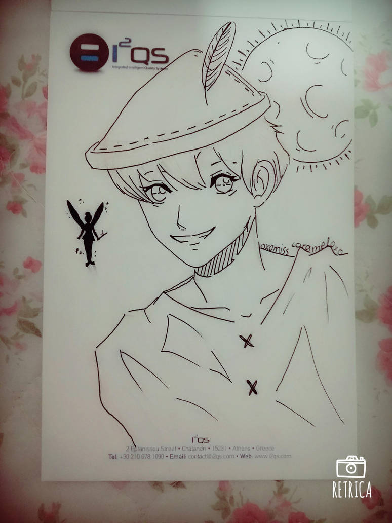 Peter Pan! by OxOMissCaramelOxO