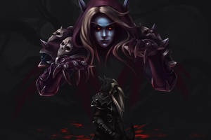 The Master Puppeteer - WoWhead legion contest by noodlepredator