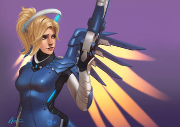 Mercy Commission by noodlepredator