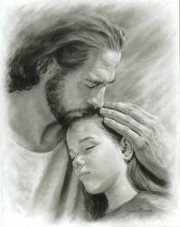 Jesus-Love by bellbell2345
