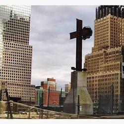 The Steel Cross by bellbell2345