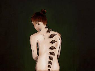 Spine by imyourfinalfantasy