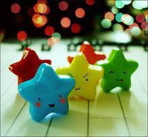 SuperStars by Alephunky