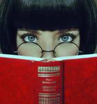Book lover by Alephunky