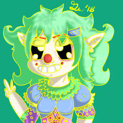 Clownn Boiii by TheMagicalMayhem249