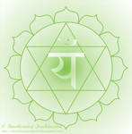 Anahata  (reversed coloring) by BJankiewiczOfficial