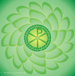 Christ Mandala by BJankiewiczOfficial